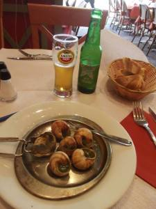One of my first meals during my study abroad stint in Nice in 2013.