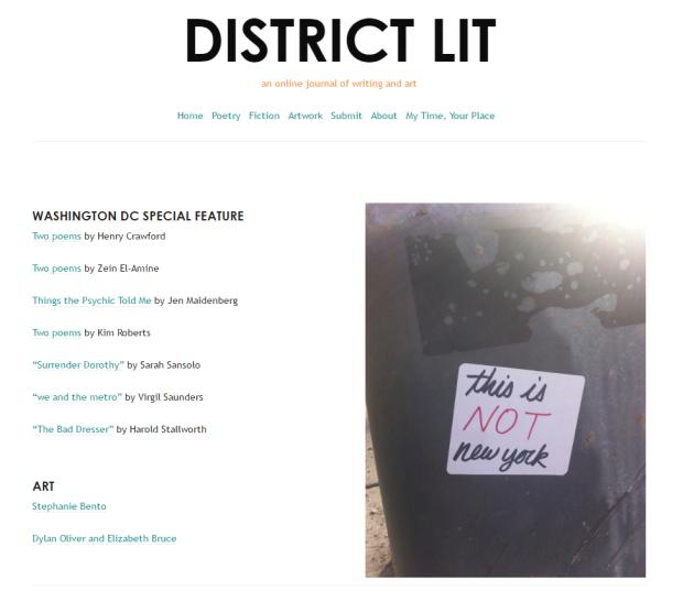 district lit